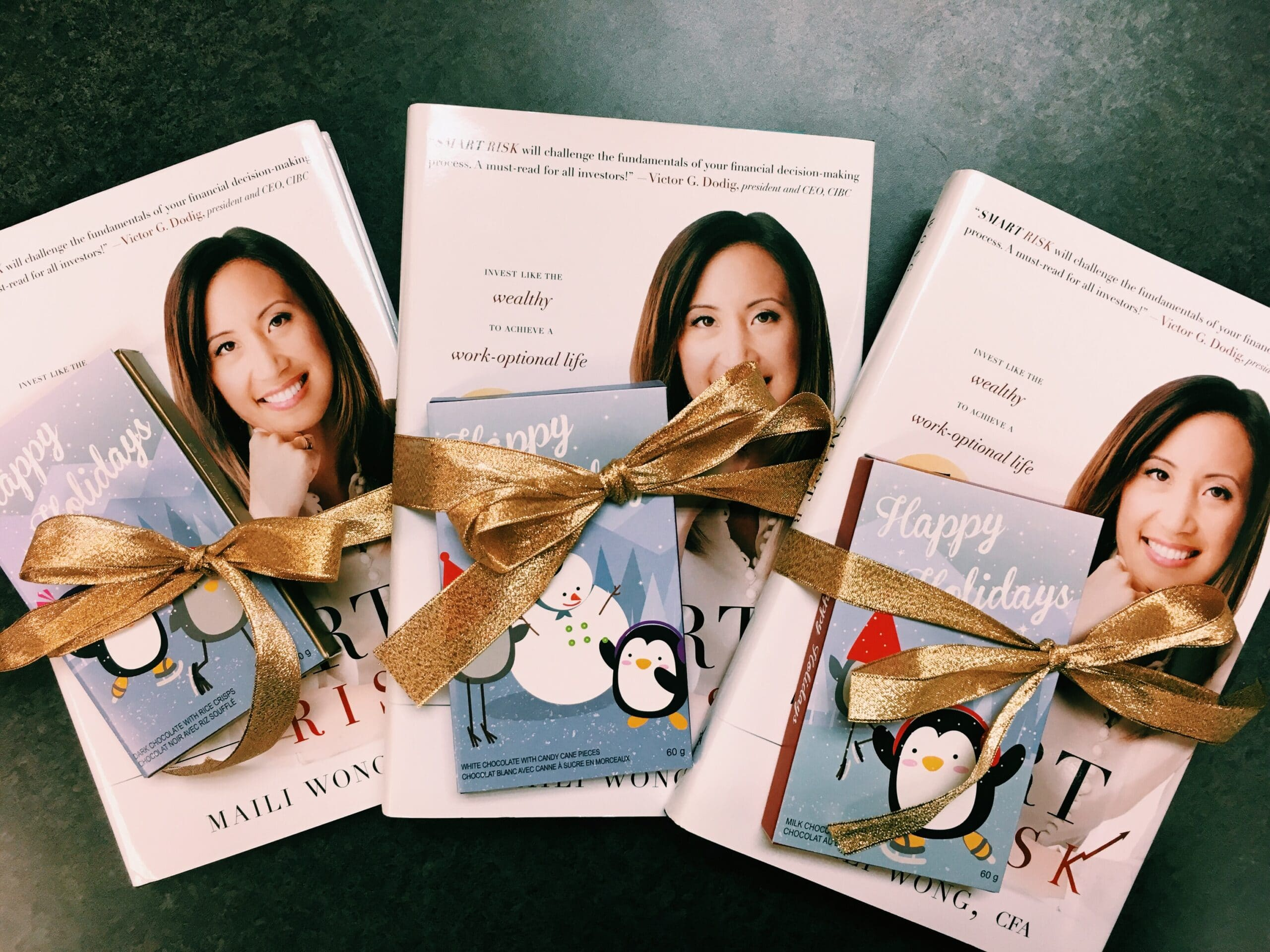 Smart Risk Holiday Gift Packages!