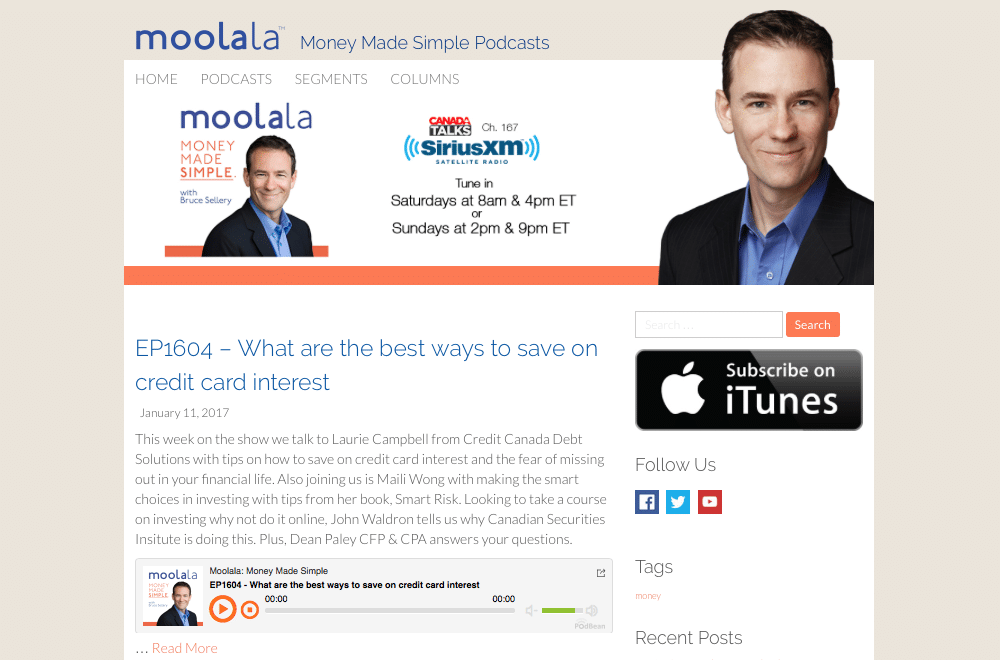 Maili Wong on Moolala​:​ ​Money Made Simple ​with Bruce Sellery