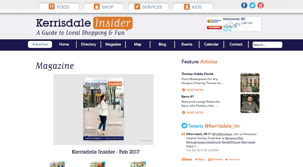 Maili Wong Feature in Kerrisdale Insider: Smart Risks are Her Forté